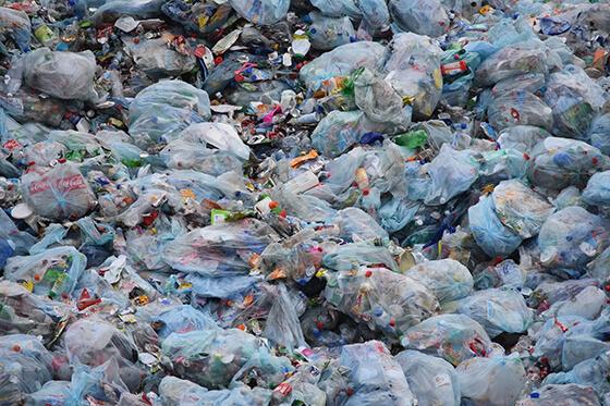 Indonesië afval