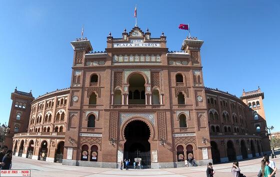 stierenvechtarena Las Ventas