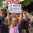 #GNvdD: 5-jarig meisje haalt tijdens Avond4Daagse €375 op voor honden op Curaçao
