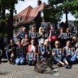 Protest tegen Yulin honden- en kattenvleesfestival