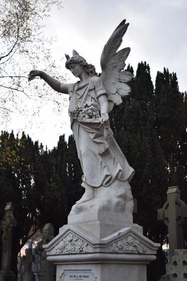 angst voor de dood