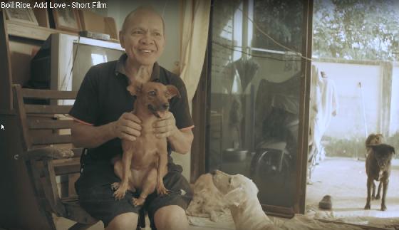 Thaise straathonden