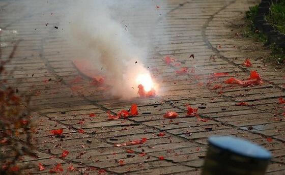 vuurwerkvrije zones