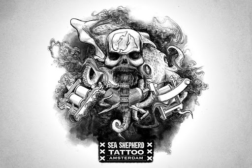 Sea Shepherd Tattoo