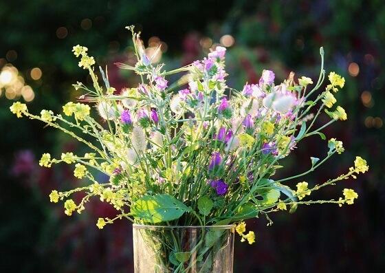bloemenlinten