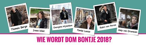 Dom Bontje 2018