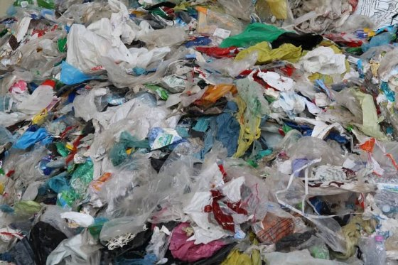 wegwerpplastic
