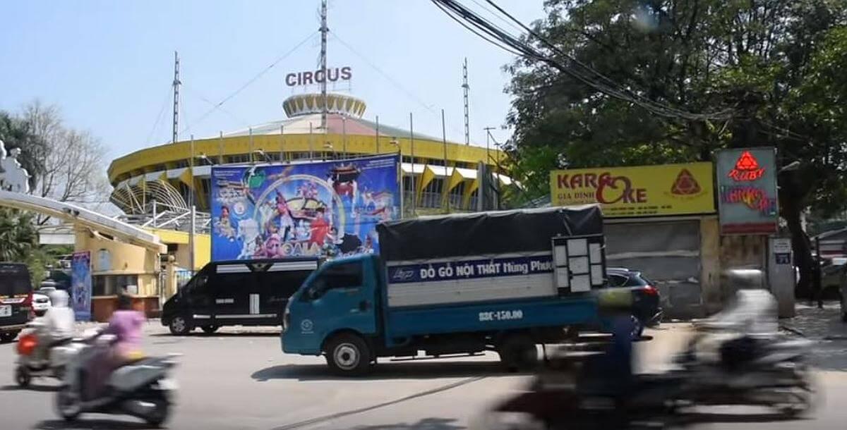 Vietnamees circus