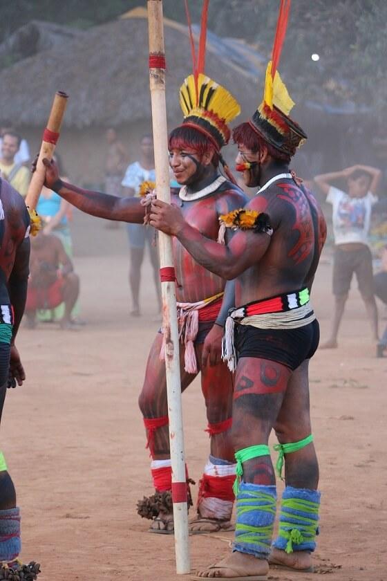 inheemse stammen