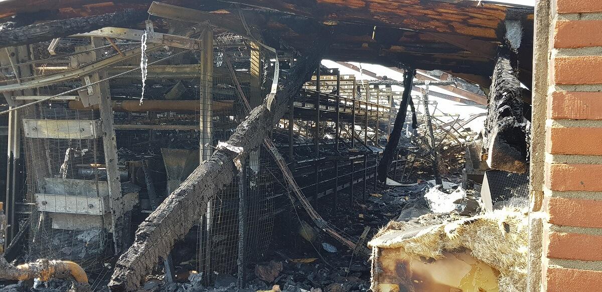 onderzoek naar stalbranden