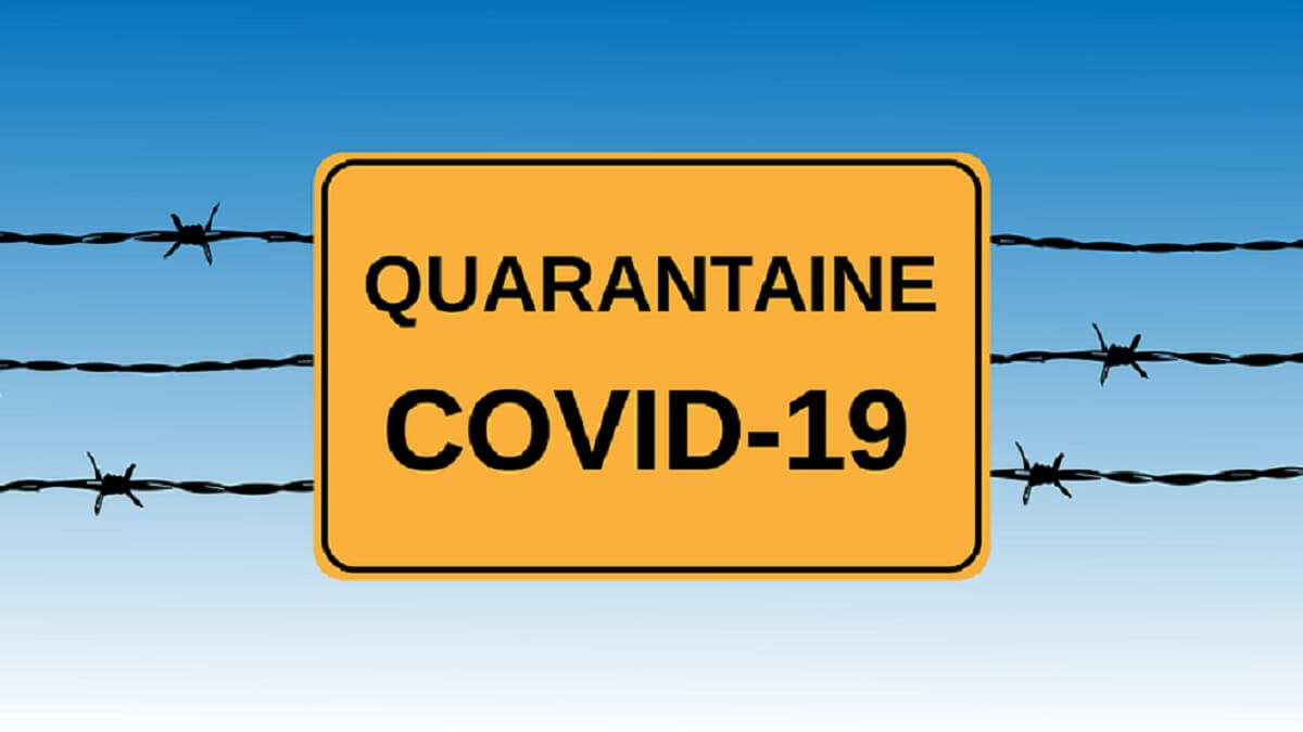 quarantaine COVID-19