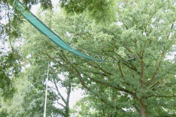 Nieuwe eekhoornbrug in Roermond