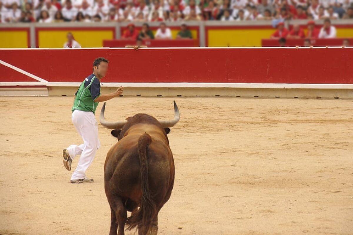 einde stierenvechten Bogota