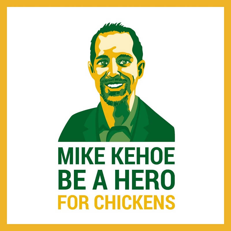 Subway Mike Kehoe - Be a hero