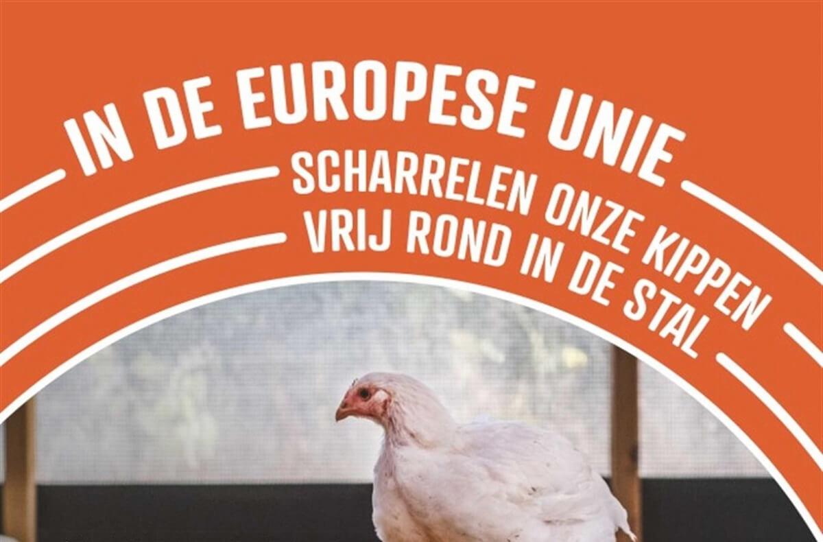 Door EU betaalde kipreclame misleidt consument