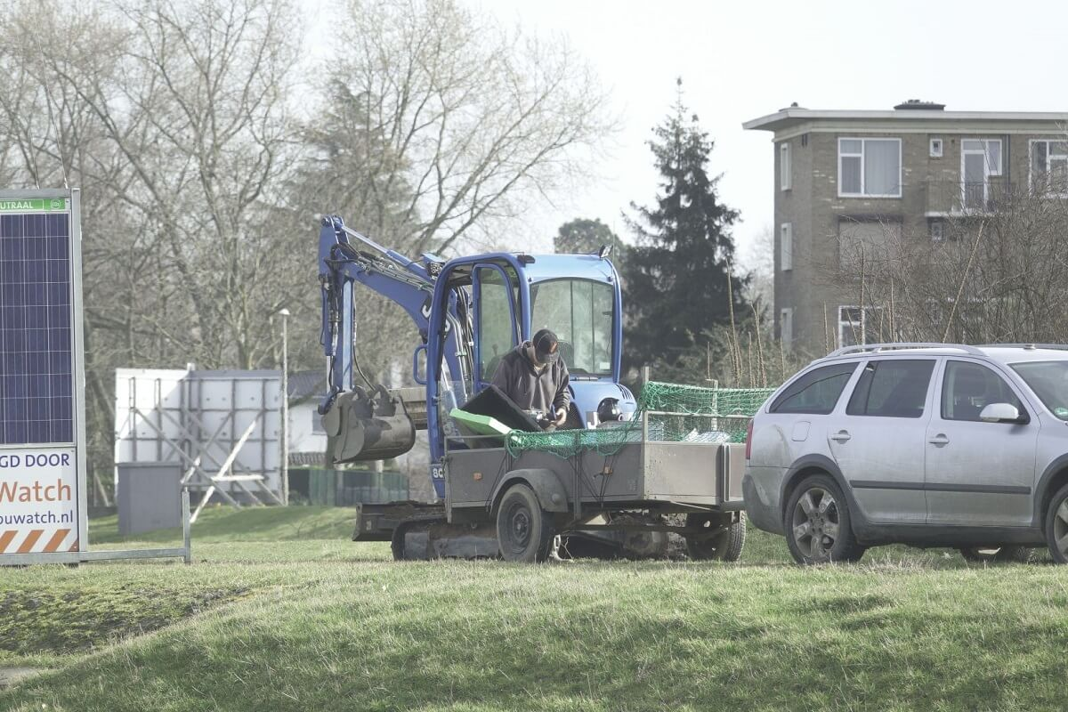 leugens van Limburg verscheuren dassenfamilie