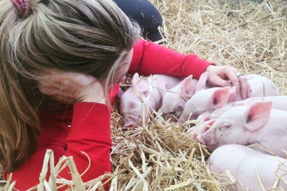 Karen's blog: Duimen voor twee kinderen van Sam