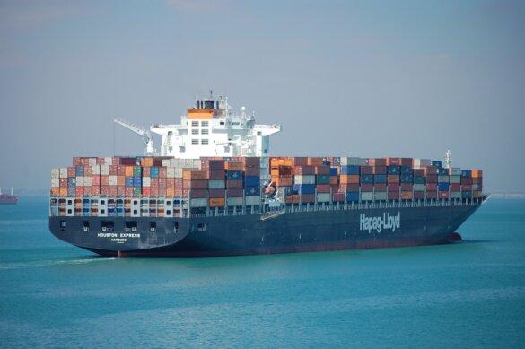 schepen Suezkanaal