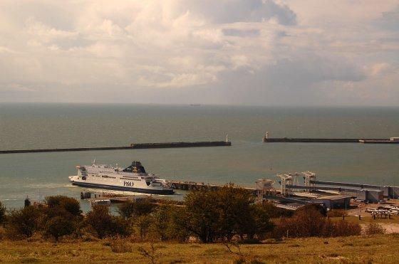 P&O Ferry Dover - veerboot