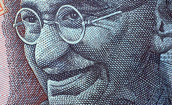 Ghandi - dierzaamheid