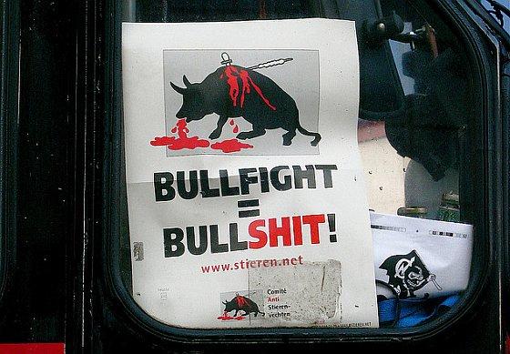 Anti-stierenvechten - landbouwsubsidies