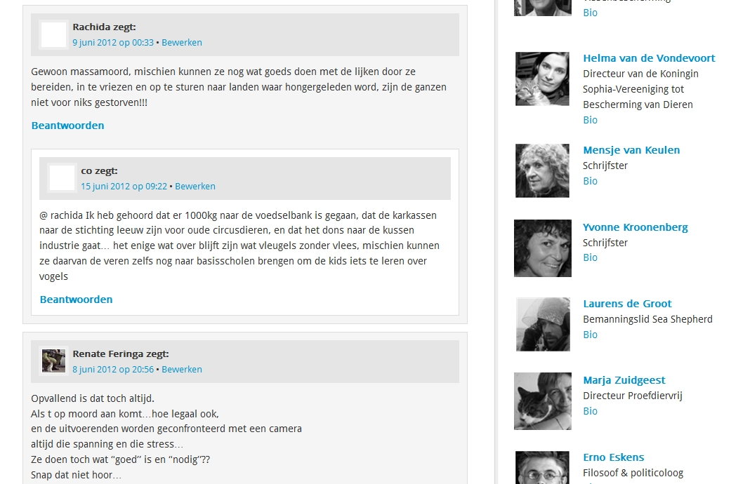screenshot piepvandaag.nl