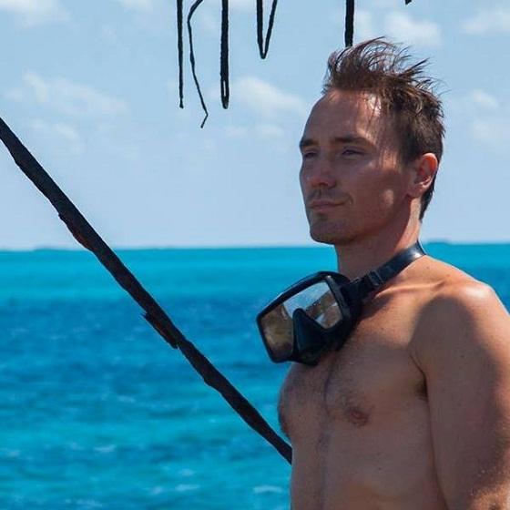 Sharkwater filmmaker