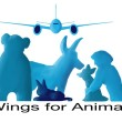 Wings for Animals: stewardessen helpen dieren