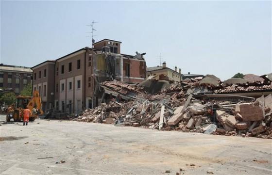 Aardbeving Italië