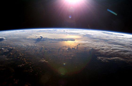 Aarde - koolstofdioxide