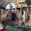 'Taxidermist' die illegaal bedreigde dieren verhandelde gepakt door posten selfies