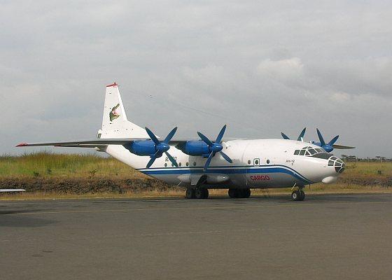 Antonov-12 - 49.000 kuikens