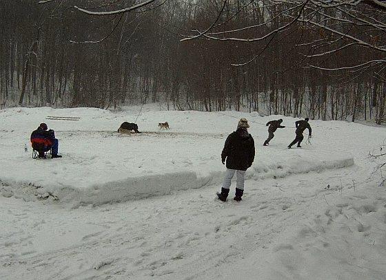 Beergevecht - Oekraïne - Februari 2012