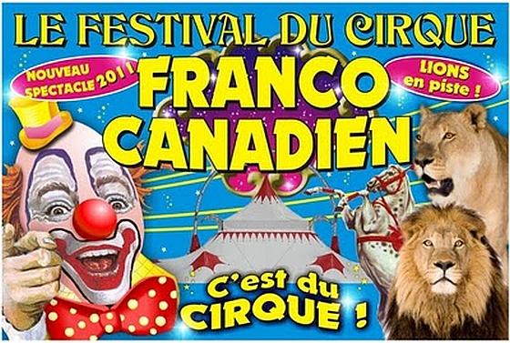 Circus Franco Canadien