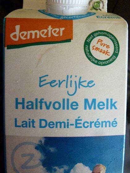 Demeter melk - kalveren