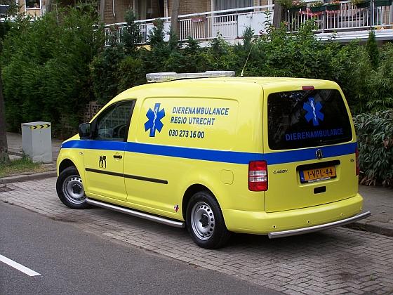 Dierenambulance Utrecht