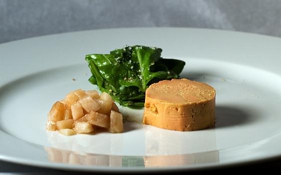 Foie Gras eend