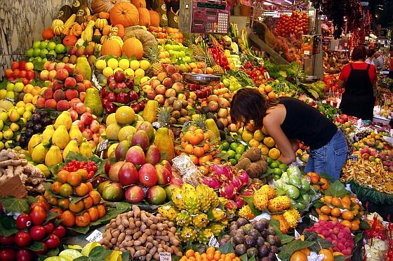 Pesticiden op groente en fruit