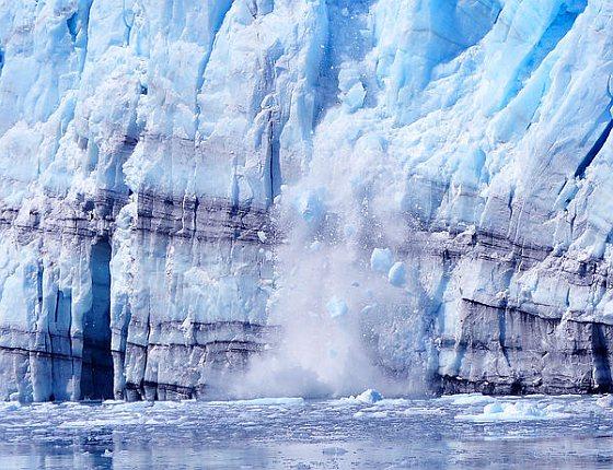 Gletsjer - broeikasgas - PFTBA
