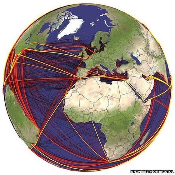Global routes - exoten