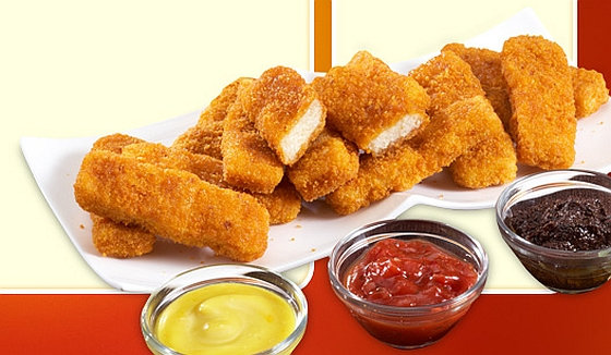 Iglo Chicken Sticks