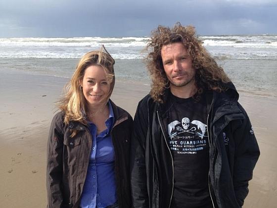 Karen Soeters en Erwin Vermeulen