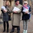 Video: 67.834 handtekeningen tegen onverdoofd slachten aangeboden aan Eerste Kamer