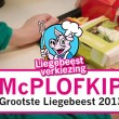 Publiek kiest McDonald's tot grootste Liegebeest 2013