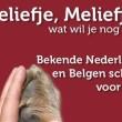 Meliefje Meliefje: unieke verhalenbundel voor goed dierendoel