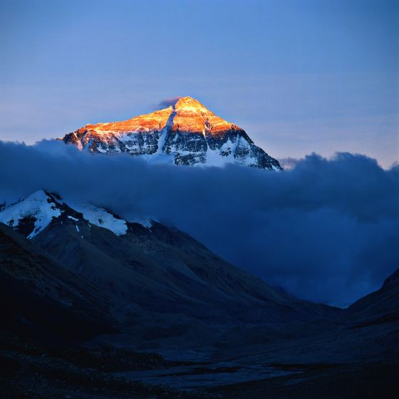 Mount Everest - Hoogstgelegen nationaal park