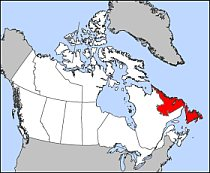 Newfoundland en Labrador - Canada