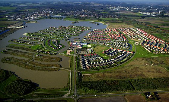 Luchtfoto Parc Sandur