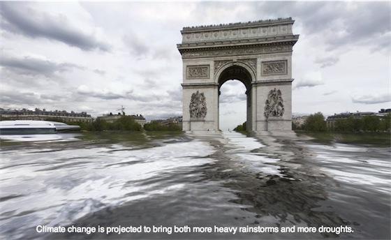 Parijs - Google Street View