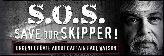 Sea Shepherd Paul Watson